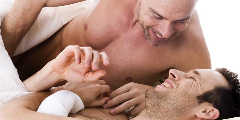 amor y vih en parejas gays