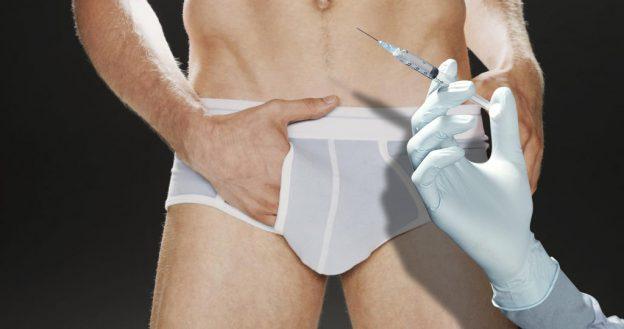 Scrotox la última moda en cirugía estética en hombres