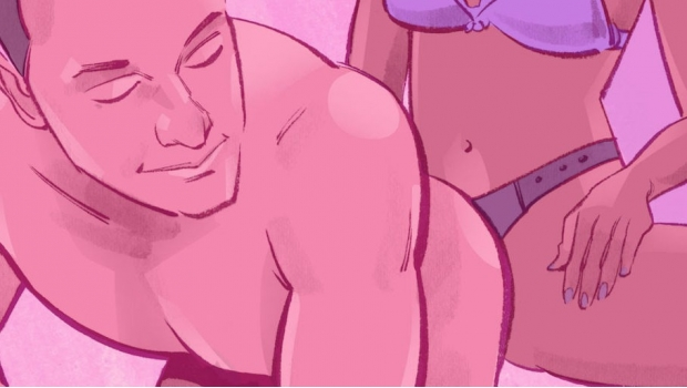 Pegging hombres heteros y sexo anal