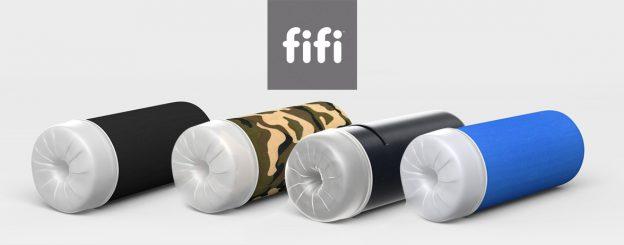 Fifi nuevos masturbadores masculinos reutilizables