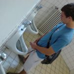 young-uncut-dude-caught-peeing-urinals-spycam-