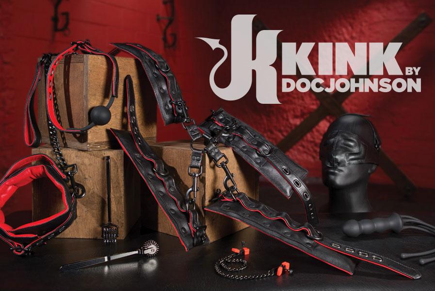 Accesorios fetichistas y BDSM Kink