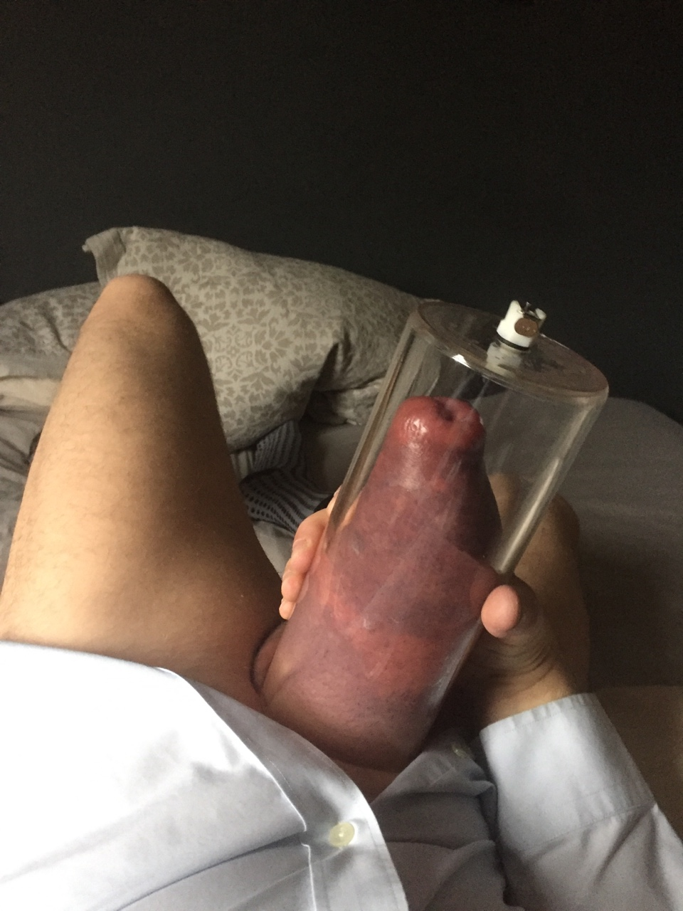 Penis pumping silicon
