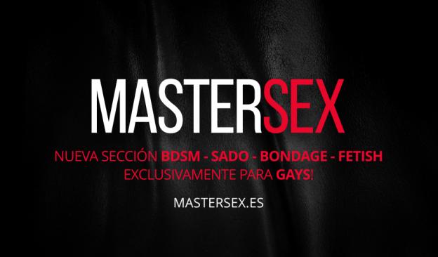 Mastersex Sex Shop BDSM online y tienda FEtichista exclusiva para Gays