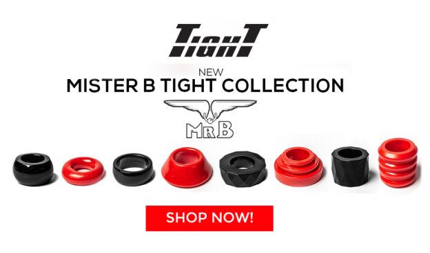 Mister B Tight colección Cockrings y Balls Stretchers Mastersex