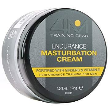 TOPCO 4M Endurance Masturbation Cream with Ginseng
